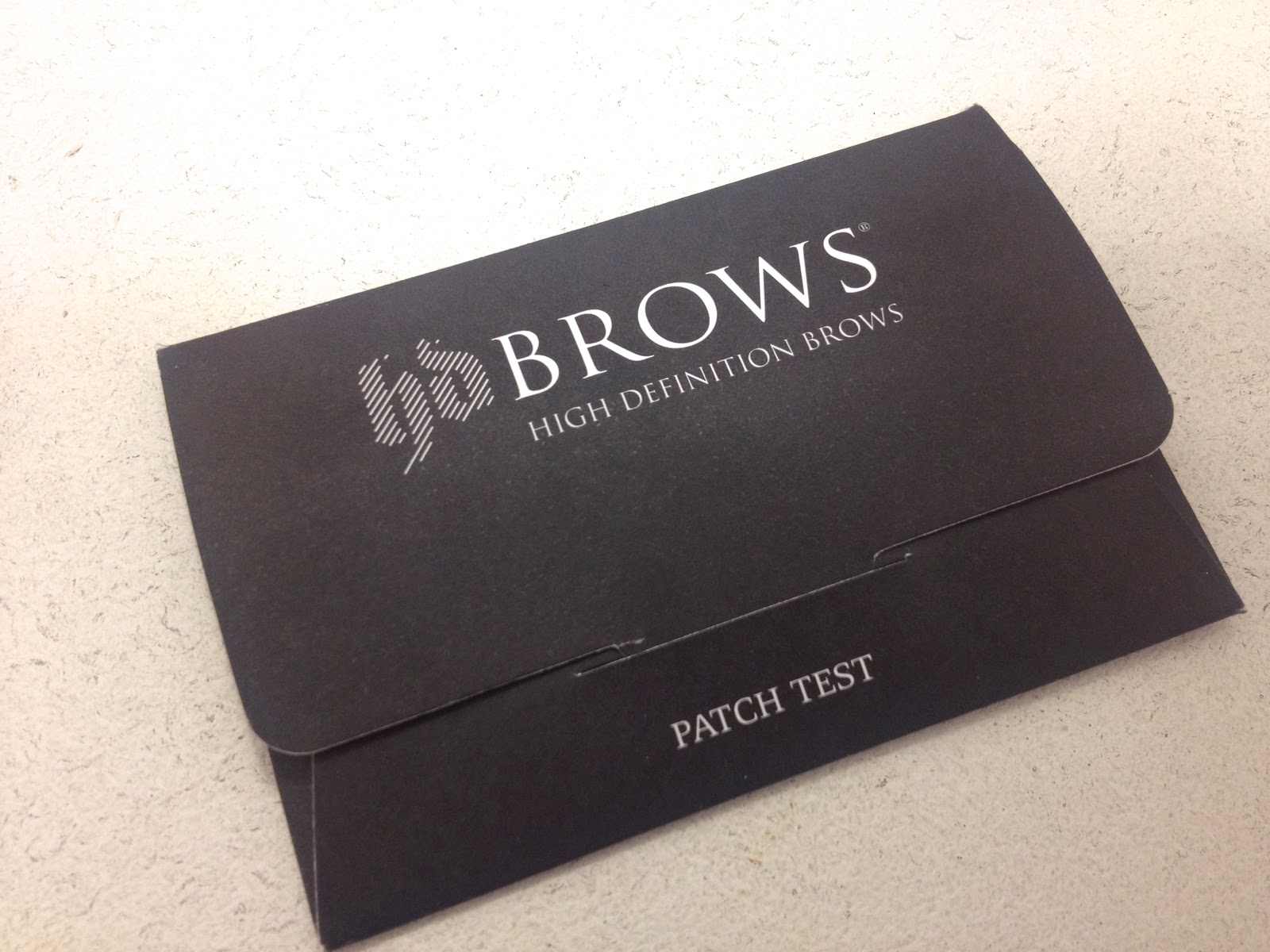 HDBrowspatchtest